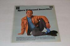 Bjorn Tidmand Favoritter~1968 EMI Odeon MOEK-14~IMPORT~FAST SHIPPING!!