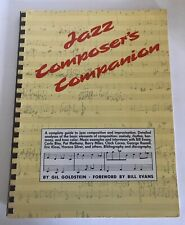 Jazz Composer's Companion by Gil Goldstein