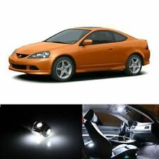 10x White Interior LED Lights Package Kit Fits 2002-2006 Acura RSX #A91