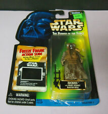 Star Wars Hasbro Power of The Force  Zuckuss Figure 1997