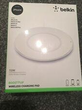 Belkin Boost up 7.5W Qi Wireless Charging Pad - White