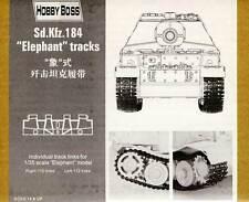 HOBBYBOSS carri armati catene tracks sd.kfz.184 ELEPHANT ELEFANTE Modello Kit - 1:35