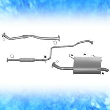 Nissan Primera 1.6 73 KW 99 PS Kombi 1998-2001 Auspuff Abgasanlage Komplett 0583