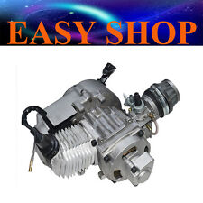 49cc 2 stroke Pull Start Engine Motor PIT Quad Dirt Bike Mini Pocket ATV kids