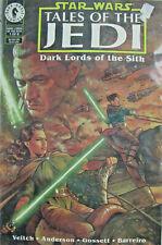 Star Wars Tales of the Jedi Dark Horse Comic Modern Age 1994 MINT SEALED w/ Card