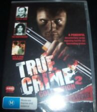 True Crime Collection 2 Reader's Digest - 3 DVD (Australia Region 4) DVD – New