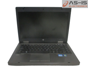 *AS-IS* HP EliteBook 6460B Core i3-2310M @ 2.1GHz 4GB 320GB HDD Laptop (H322)