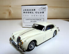 1960 Jaguar model club XK150 S 3.8 Fastback by Hartin White Very Ltd edition