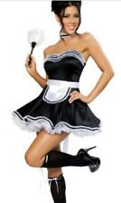 French Maid Fancydress Sexy Halloween Outit