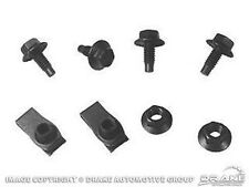 1963-1970 Ford Falcon Battery Tray Mounting Kit
