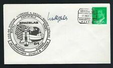 Wubbo Ockels signed cover NASA Shuttle Astronaut Space Exploration