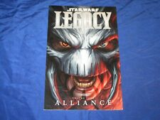 Star Wars Legacy (2007) #4 TPB 1st Alliance Legacy #20-22 & 27 Ostrander VF/NM