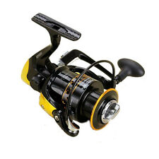 Saltwater Freshwater Hight Speed Black Wheel AD5000  Fishing Spining Reel 12+1BB