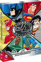 Justice League - (5 Film) Collection DVD Nuovo DVD (1000449852)
