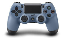 Genuine Sony Playstation PS4 Dualshock 4 Controller Uncharted 4 Blue/Gray - UD