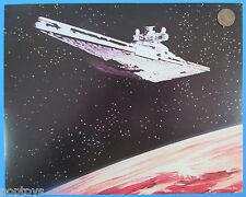 PHOTO STILL Star Wars Holiday Special '78 vtg STAR DESTROYER press kit