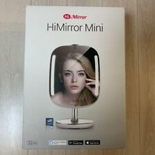 Smart Mirror HiMirror Mini Skin Analysis Facial Skin Care LED Makeup Light JAPAN