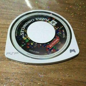 Puzzle chronicles - Konami JEU PSP - UMD NEUF ***