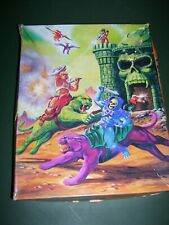 1983 He-Man Masters of the Universe Jigsaw Puzzle  Complete      1962