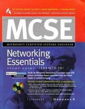 MCSE Networking Essentials Study Guide (Exam 70-58) Inc., Syngress Media, Netwo