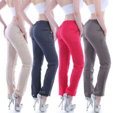 No-Name Low Rise Plus Size Trousers for Women