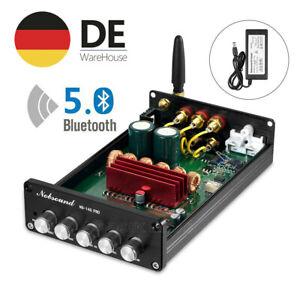 2.1 Kanal Bluetooth 5.0 Digitaler Leistungsverstärker DAC Stereo Power Amplifier