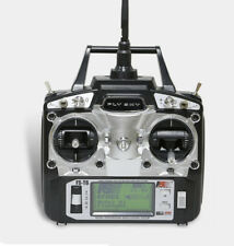 FS T6 6CH 2.4GHz Transmitter Radio System R6B Receiver Remote Control