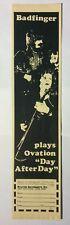 BADFINGER Ovation Guitar vintage magazine advertisement ad, picture, poster 1975