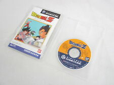 Game Cube DRAGON BALL Z No title Cover cccn  Nintendo Japan Boxed Game gc
