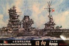 1/700 IJN Hyuga 1944 Japanese Battleship ~ Fujimi Toku #89