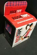 RockTape Kinesiology tape 2-Inch X 16.4-Feet CrossFit (argyle pink)