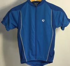 Cycling Jersey Women's Small Pearl Izumi Quarter Zip Short Sleeve Excellent