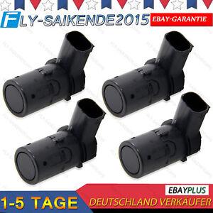4stk PDC-SENSOR EINPARKHILFE GRUNDIERT Für BMW E39 E60 E61 E63 E64 3-Pin