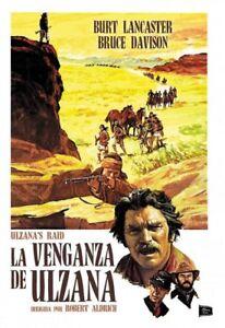 LA VENGANZA DE ULZANA - Ulzana's Raid