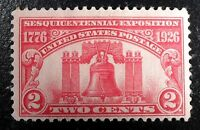 Beautiful 1926 Sesqui-Centennial Exposition Pennsylvania Stamp Scott# 627 J230