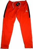 Nike Jordan Flight Team Men's Basketball Gym Training Pants Red XXL New With Tag