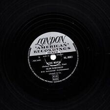 UK #1 slim whitman 78 Rose Marie/Nous étions à l'autel london HL 8061 E -