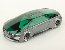 AUDI Fleet Shuttle Quattro Concept - Metallic Red - LOOKSMART LSAUDIFQC - 1/43