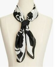 TALBOTS FLORAL SQUARE SCARF