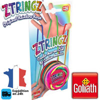 ZTRINGZ - Jouet de ficelle pour enfant | Jeu de figure Doigts Multicolore
