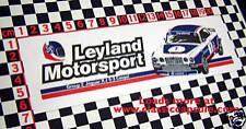 JAGUAR XJ12 XJ6 coupe BL Racing Groupe 2 autocollant
