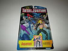 Total Justice: Aquaman W/Blasting Hydro Spear (Kenner, 1996)