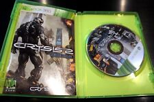 Crysis 2 Xbox 360 MINT & COMPLETE from Collector!  Fast Shipping Worldwide!