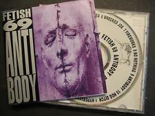 "FETISH 69 ""Anti Body"" - CD"