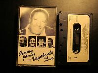 "CASSETTE JIMMY JAMES / VAGABONDS ""LIVE"" Northern soul"
