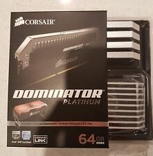 Corsair Dominator Platinum 64GB RAM DDR4 3466MHz Memory Kit - CMD64GX4M4B3466C16