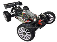 AUTO RADIOCOMANDATA BUGGY ELETTRICA BRUSHLESS SHOOTOUT 1/8 OFF-ROAD 4WD RTR
