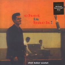 Chet Baker - Chet Is Back! (Vinyl LP - 1962 - EU - Reissue)