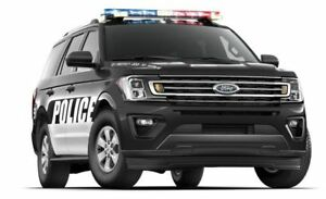 Covert Disguised  Antenna for 2020  Ford  Expedition VHF PPV