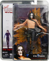 Eric Draven The Crow Die Krähe Brandon Lee Cult Classics Hall of Fame Figur NECA